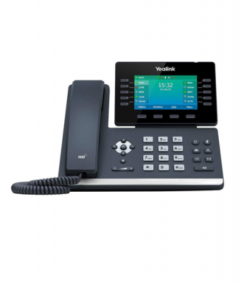 Yealink Wireless T54W Front of Phone