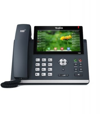 Executive Phone By Yealink Touch Screen T48S